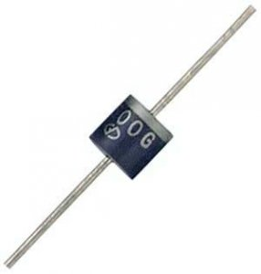 6A8 PLASTIC SILICON RECTIFIER