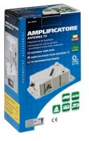 AMPLIFICATORE TV 12/220 Volt 25db 39101