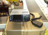 ICOM IC7000 - VENDUTO