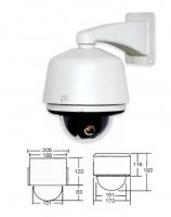 TELECAMERA IP DOME PROFESSIONALE