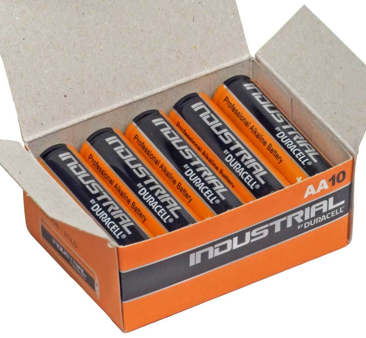 DURACELL AA INDUSTRIAL