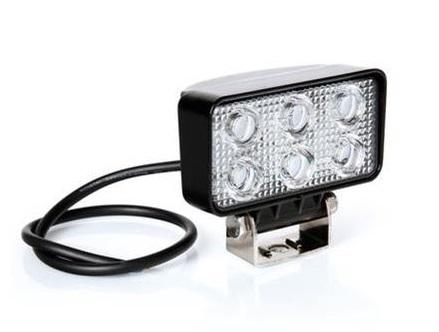 FARO LED 12/24 Volt RETTANGOLARE [FARO LED 12/24 Volt RETTANGOLARE] - 37.00 €...