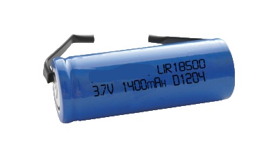 18500 LITIO 3,7V - 1300mAh