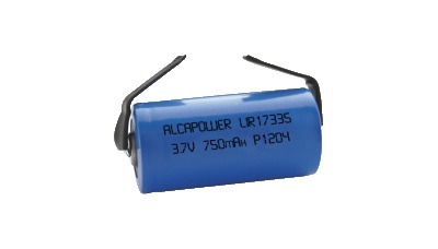 17335 LITIO 3,7V - 750mAh