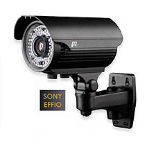SONY EFFIO 700tvl Ottica: 9 ~ 22 mm