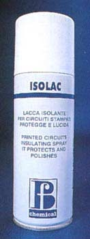 ISOLAC LACCA SPRAY ISOLANTE